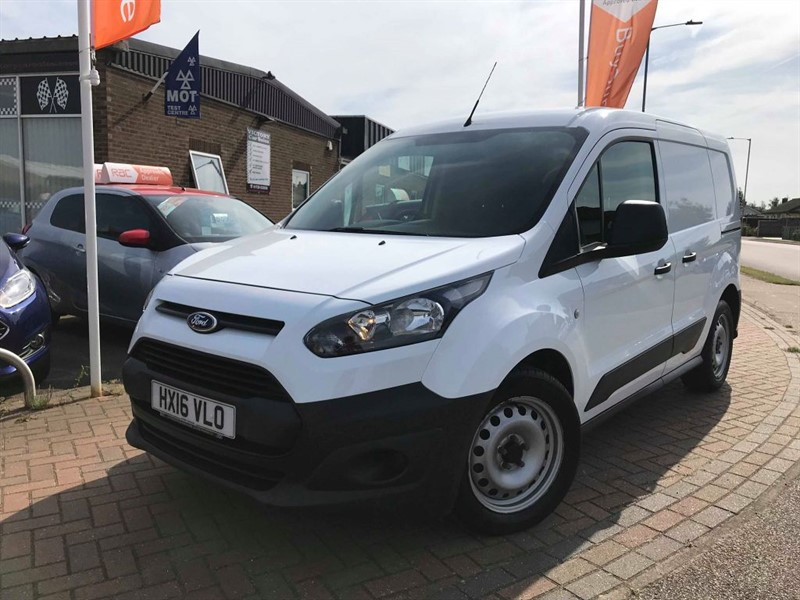 used Ford Transit Connect 200 P/V in leiston-suffolk
