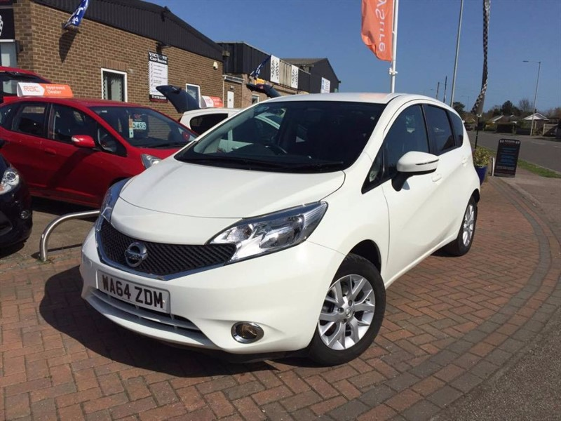 used Nissan Note ACENTA in leiston-suffolk