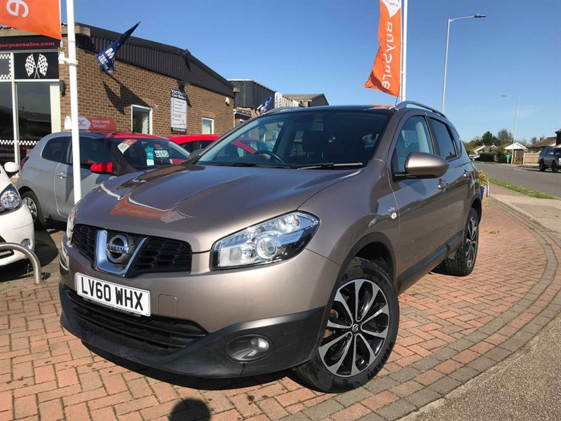 used Nissan Qashqai N-TEC DCI in leiston-suffolk