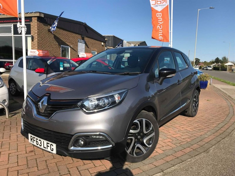 used Renault Captur DYNAMIQUE MEDIANAV ENERGY TCE S/S in leiston-suffolk