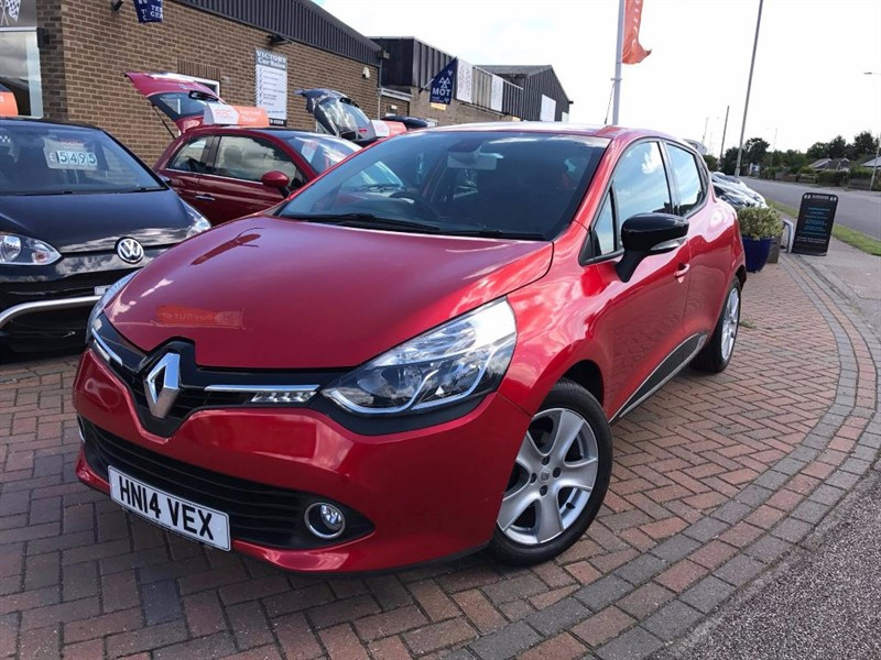 used Renault Clio DYNAMIQUE MEDIANAV in leiston-suffolk