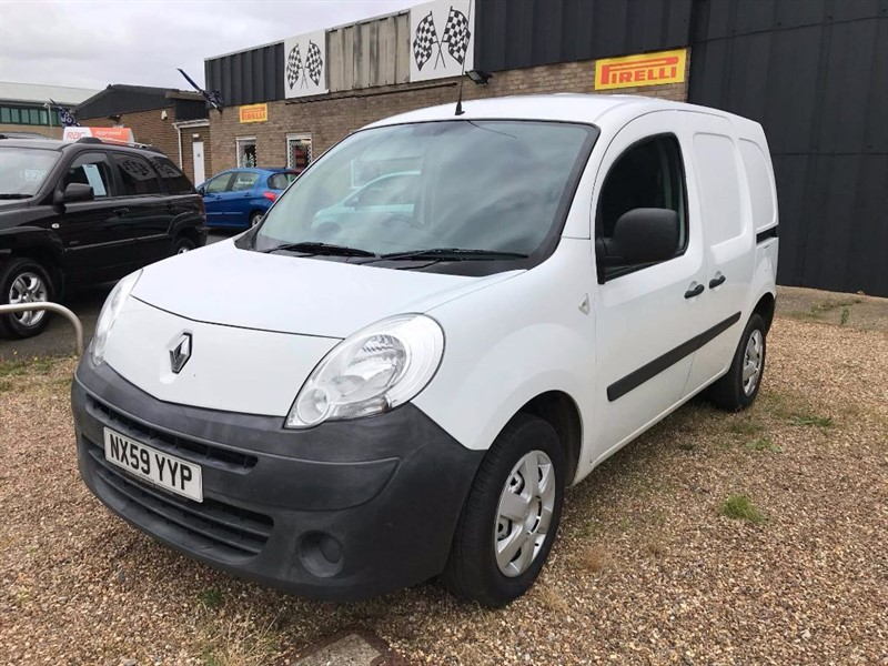 used Renault Kangoo ML19 DCI in leiston-suffolk