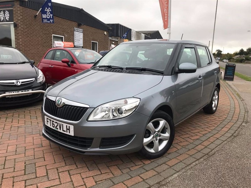 used Skoda Fabia SE 12V in leiston-suffolk