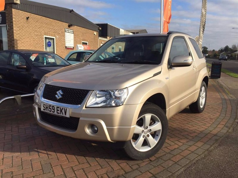 used Suzuki Grand Vitara SZ4 DDIS in leiston-suffolk