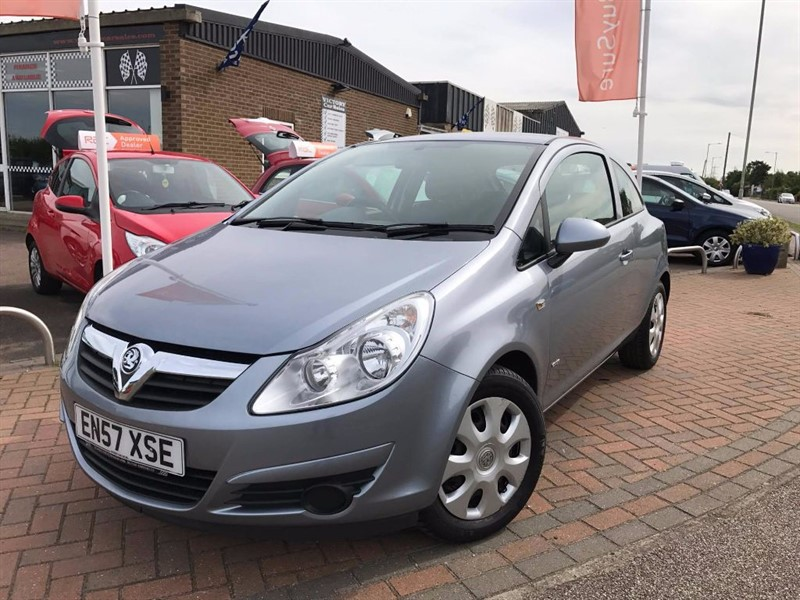 used Vauxhall Corsa CLUB A/C CDTI **1 OWNER FULL VAUXHALL HISTORY** in leiston-suffolk