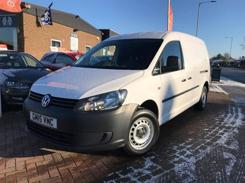 used VW Caddy C20 TDI STARTLINE in leiston-suffolk