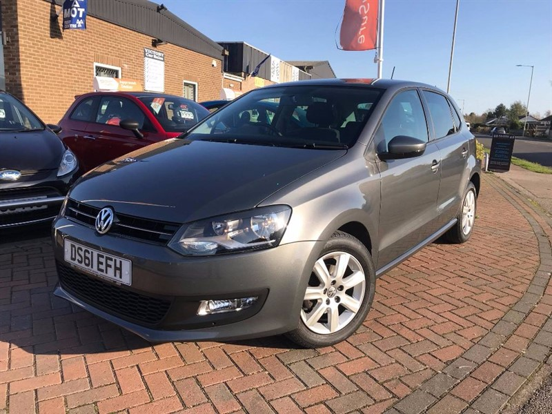 used VW Polo MATCH DSG in leiston-suffolk