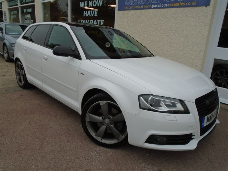 used Audi A3 SPORTBACK TFSI S LINE SPECIAL EDITION in anwick