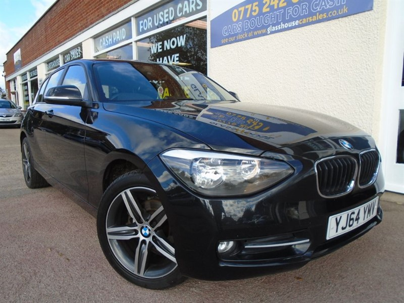 used BMW 116d SPORT in anwick