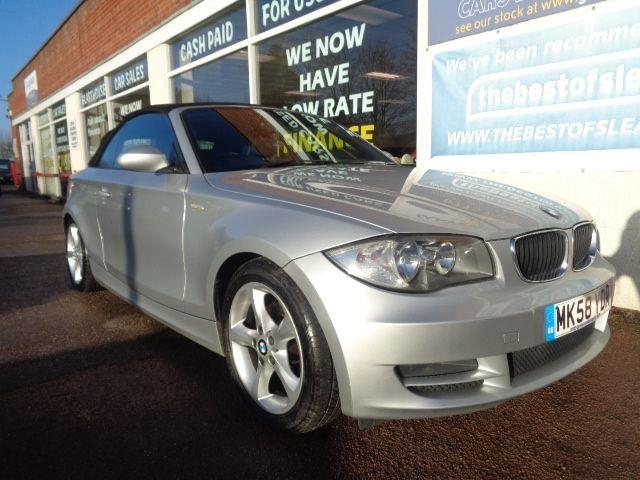 used BMW 118i ES in anwick