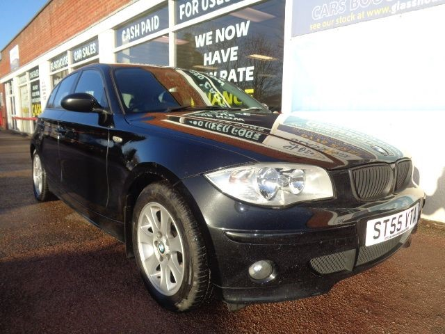 used BMW 120d SE in anwick