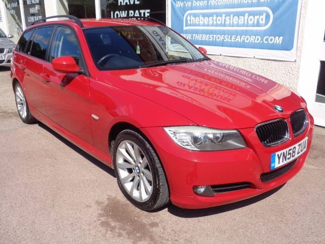 used BMW 320d SE TOURING in anwick
