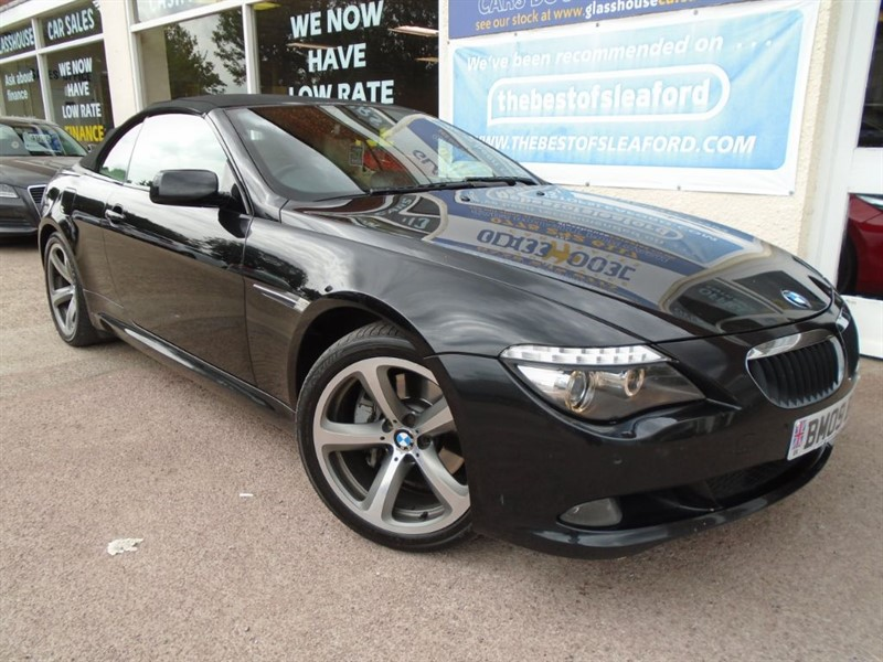 used BMW 635d SPORT in anwick