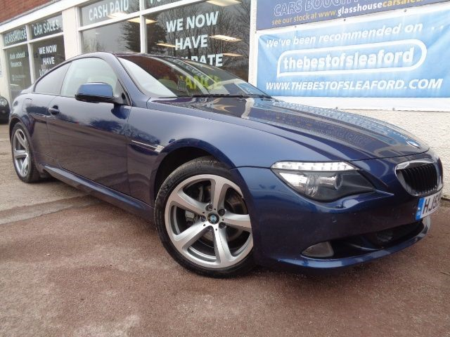 BMW 635d for sale