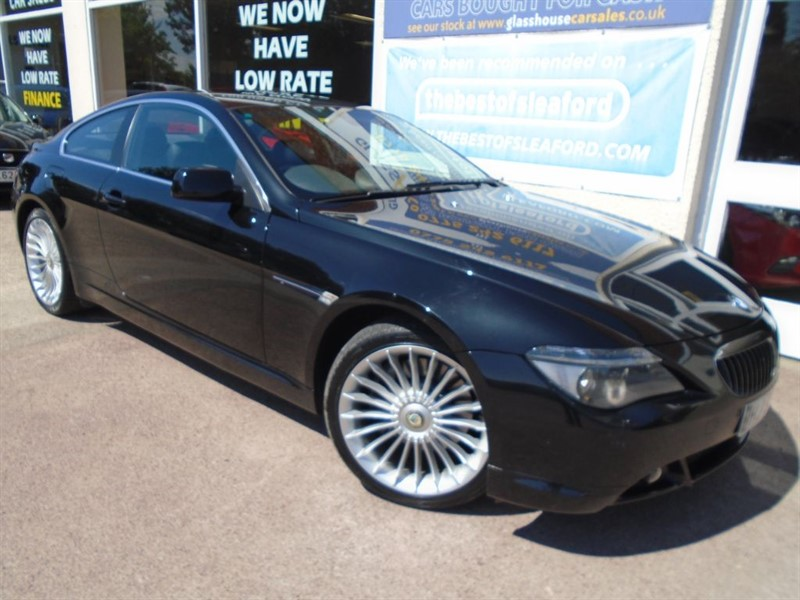 BMW 645Ci for sale