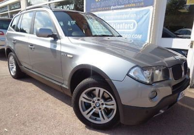 used BMW X3 D SE in anwick