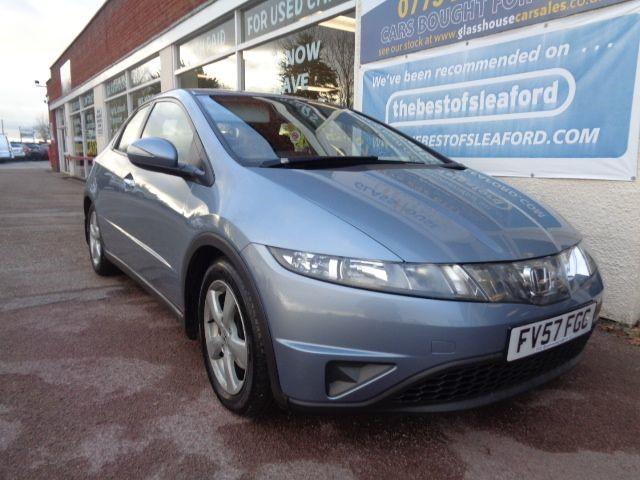 used Honda Civic SE I-CTDI in anwick