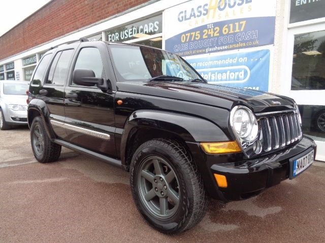 used Jeep Cherokee LIMITED CRD in anwick