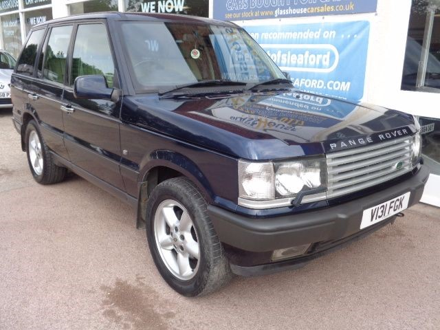 used Land Rover Range Rover HSE in anwick