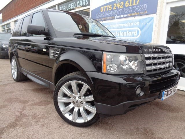 used Land Rover Range Rover Sport TDV6 HSE in anwick