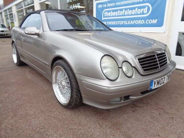 Mercedes CLK230 for sale