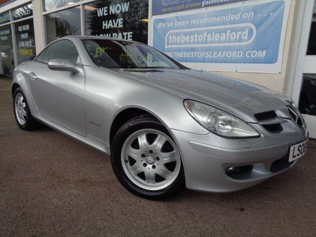 Mercedes SLK for sale