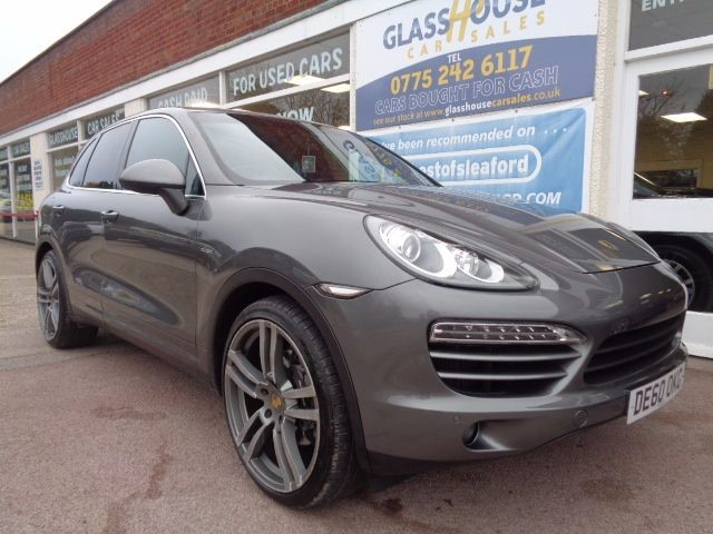 used Porsche Cayenne D V6 TIPTRONIC S in anwick