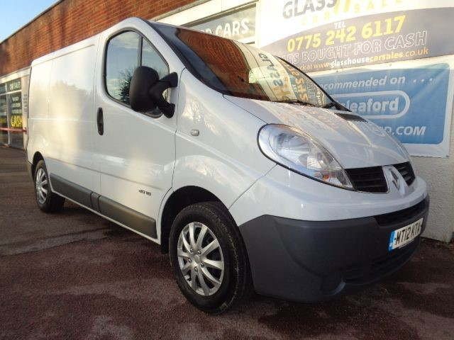 used Renault Trafic SL27 DCI S/R in anwick