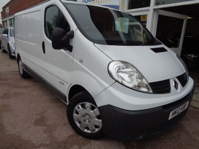 used Renault Trafic LL29 DCI S/R in anwick