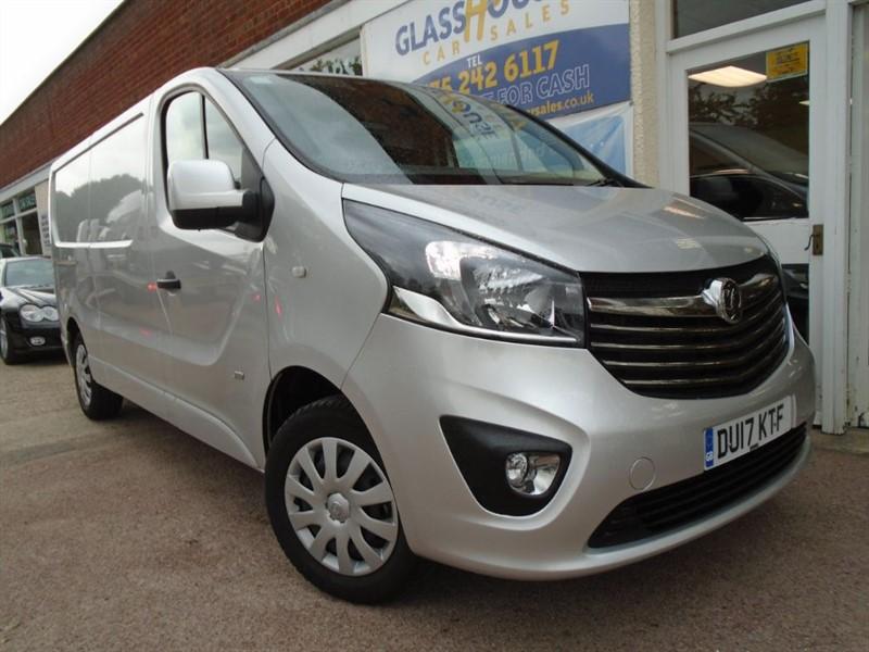 Vauxhall Vivaro for sale