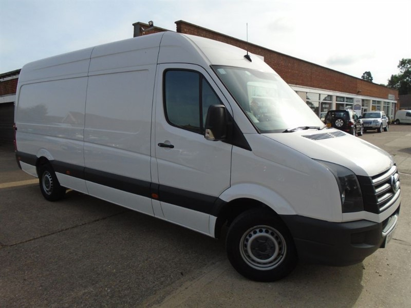 used VW Crafter CR35 TDI P/V L BMT in anwick