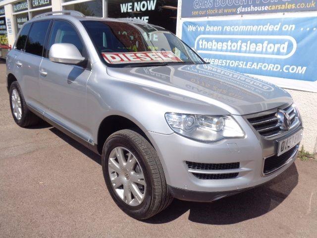 VW Touareg for sale
