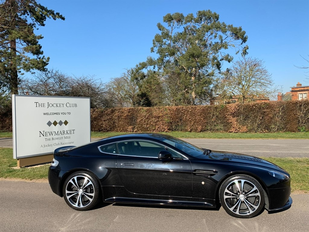 used Aston Martin Vantage V12 2dr in newmarket-suffolk