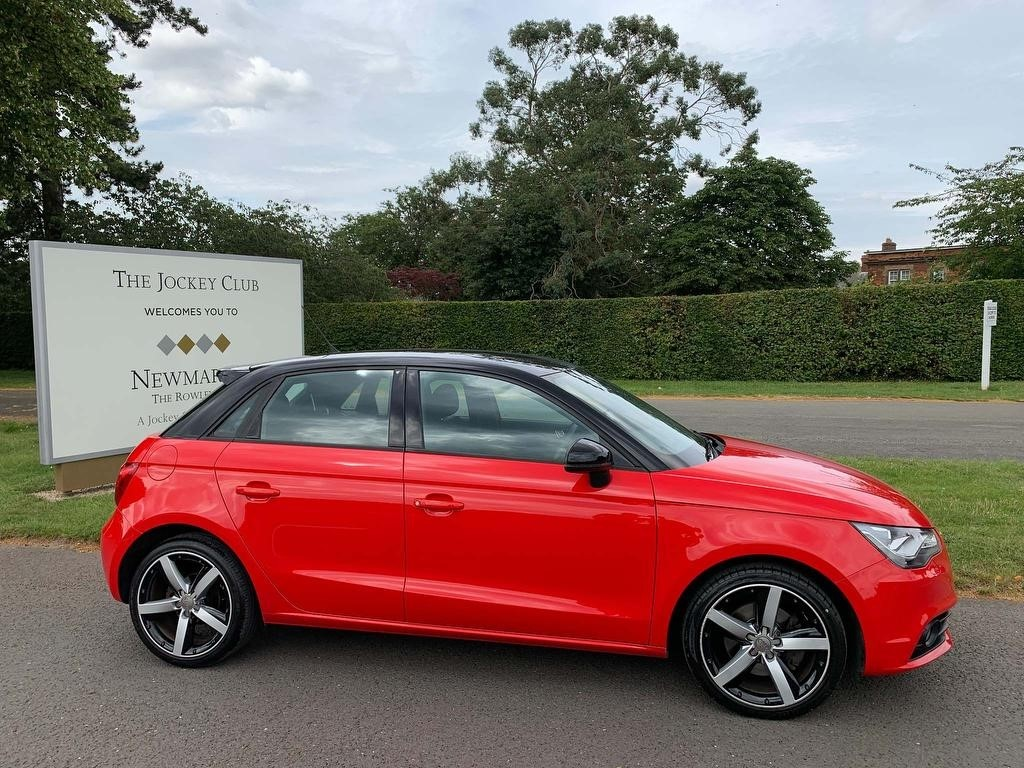 used Audi A1 TDI Amplified Edition Sportback 5dr in newmarket-suffolk