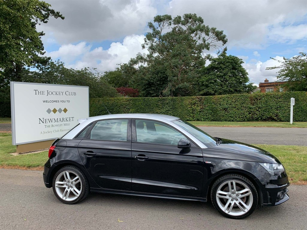used Audi A1 S line Sportback in newmarket-suffolk