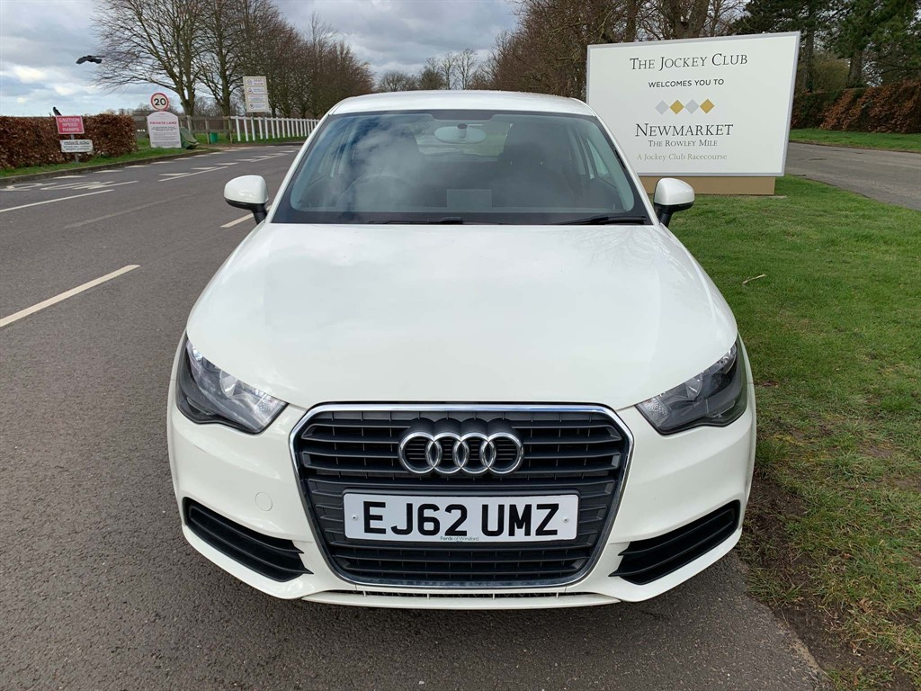used Audi A1 SE in newmarket-suffolk