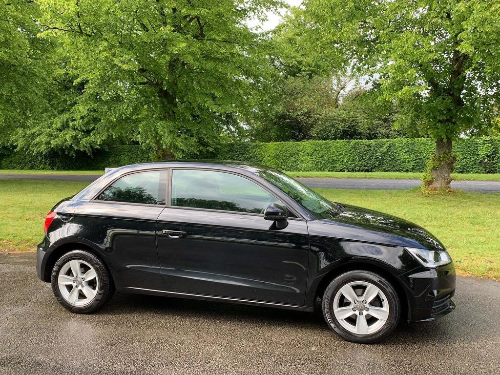 used Audi A1 TFSI SE S Tronic (s/s) 3dr in newmarket-suffolk