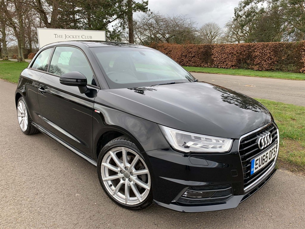 used Audi A1 TFSI S line (s/s) in newmarket-suffolk