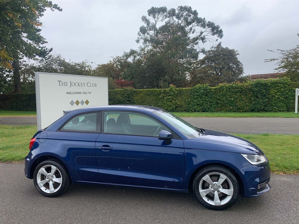 used Audi A1 TFSI Sport (s/s) in newmarket-suffolk