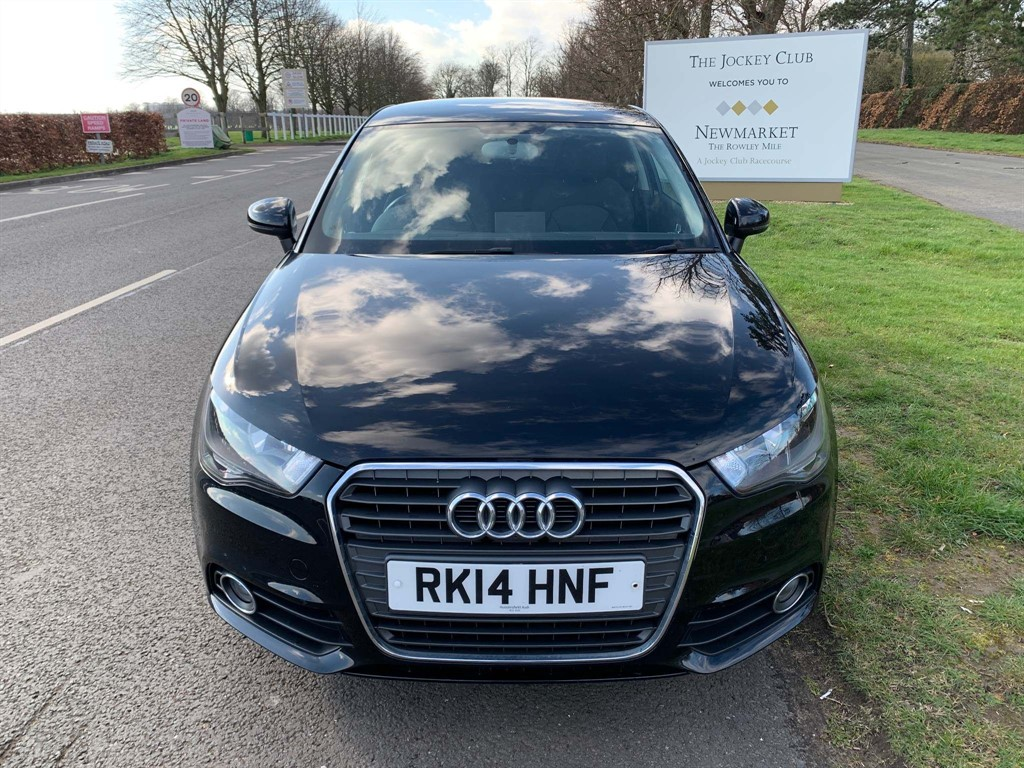 used Audi A1 TFSI Sport in newmarket-suffolk