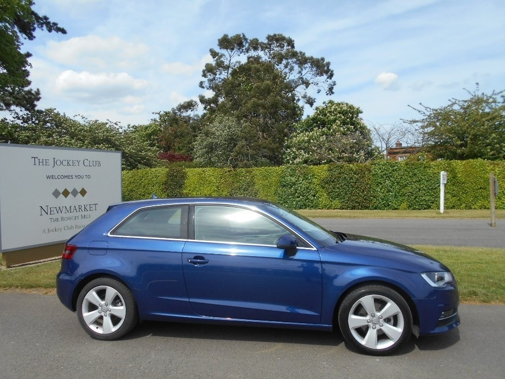 used Audi A3 TFSI Sport 3dr in newmarket-suffolk