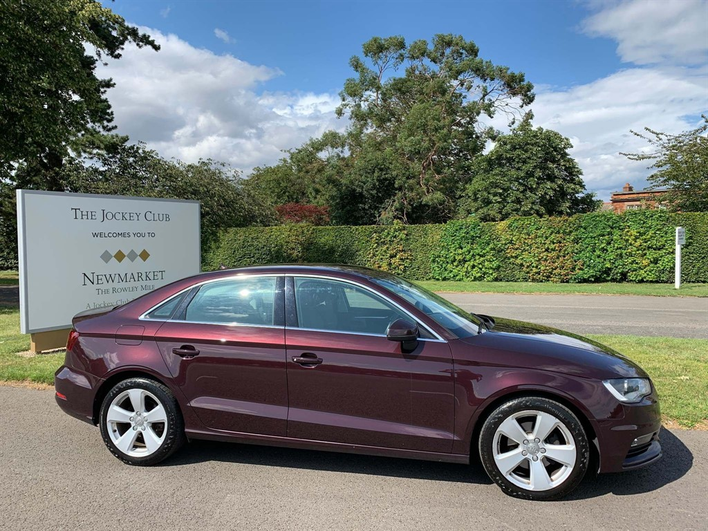 used Audi A3 TDI Sport (s/s) 4dr in newmarket-suffolk