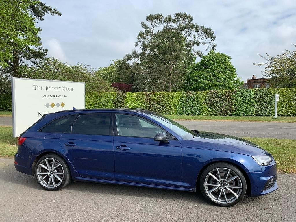 used Audi A4 Avant TDI S line Avant Tronic (s/s) 5dr in newmarket-suffolk