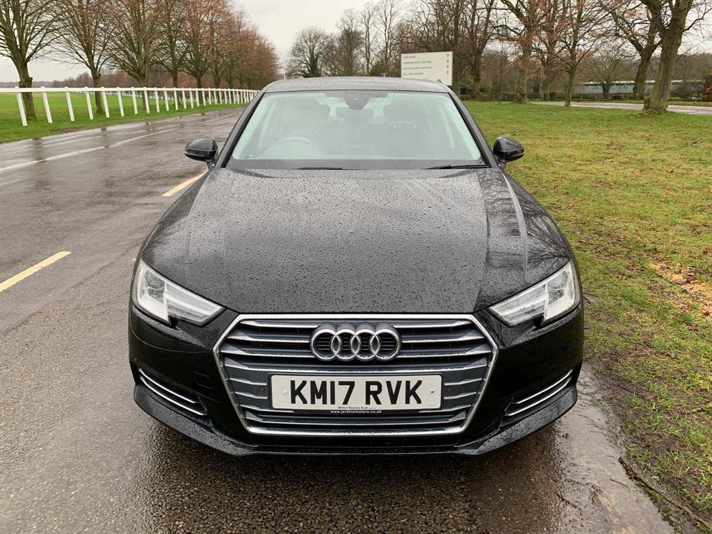used Audi A4 TDI ultra Sport (s/s) 4dr in newmarket-suffolk