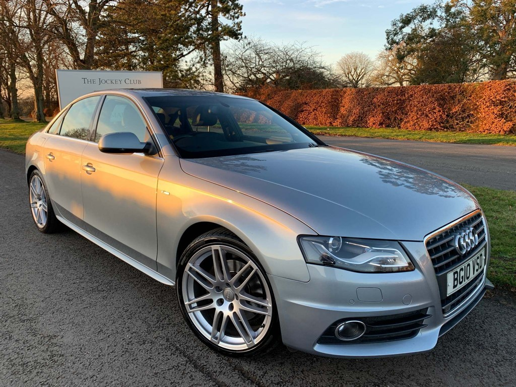 used Audi A4 TFSI S line Special Edition in newmarket-suffolk