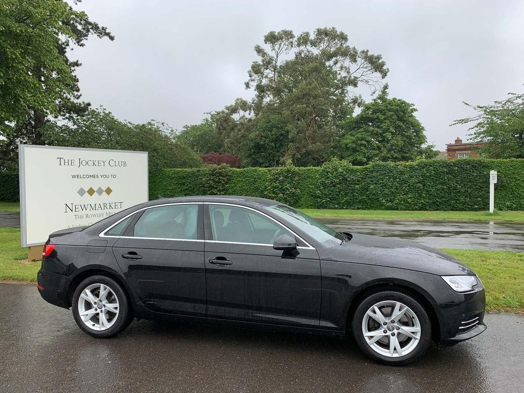 used Audi A4 TFSI Sport (s/s) 4dr in newmarket-suffolk