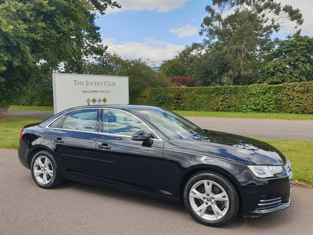 used Audi A4 TFSI Sport (s/s) in newmarket-suffolk