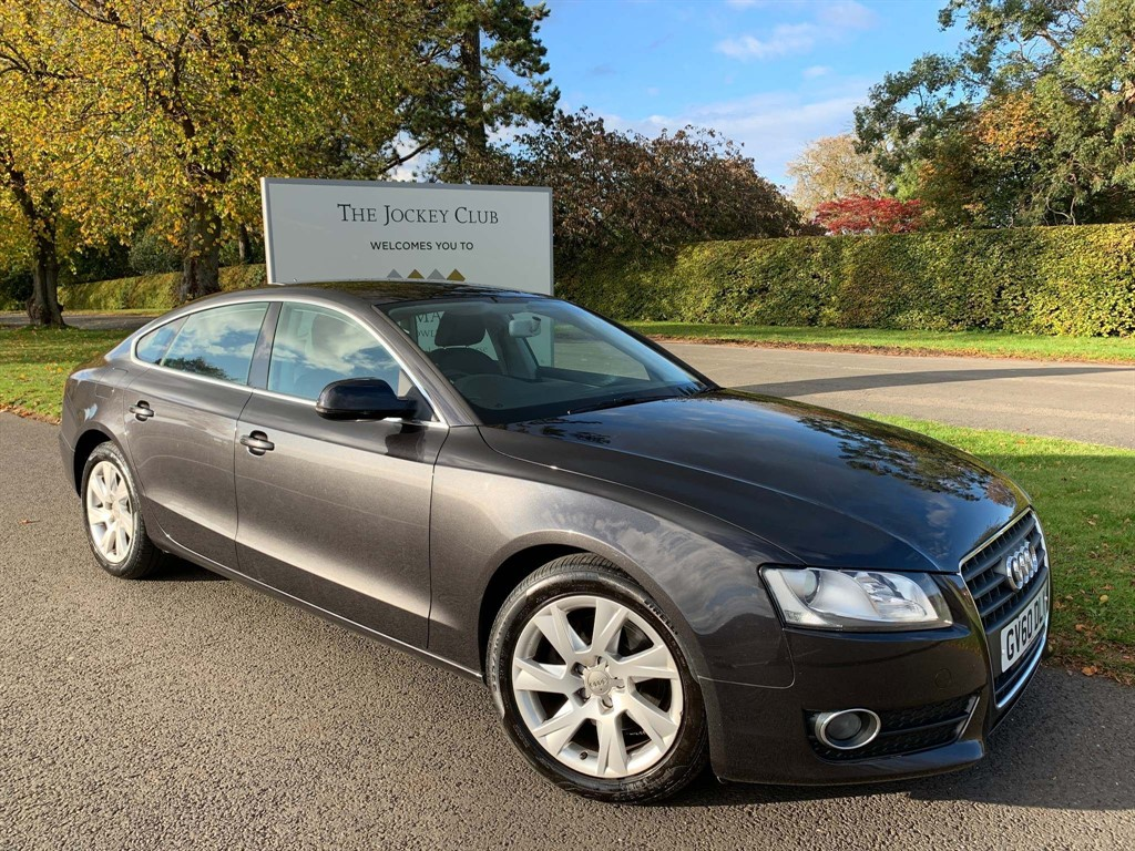 used Audi A5 TDI SE Sportback Multitronic 5dr in newmarket-suffolk