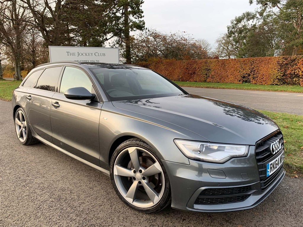 used Audi A6 Avant TDI Black Edition Multitronic 5dr in newmarket-suffolk