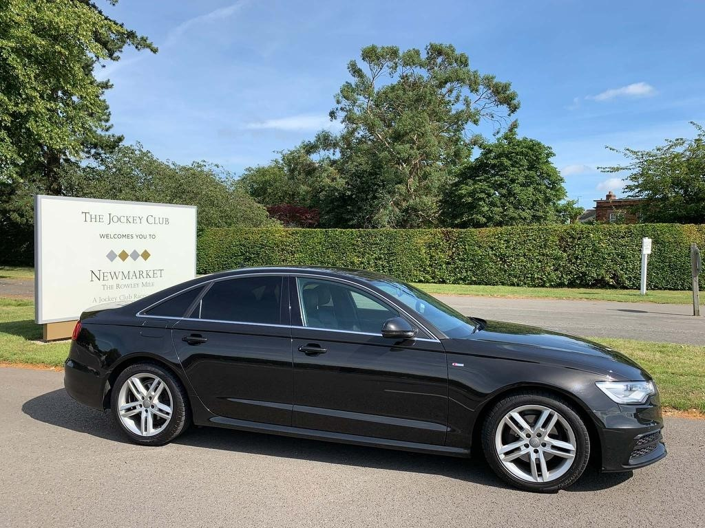used Audi A6 Saloon TDI S line Multitronic 4dr in newmarket-suffolk